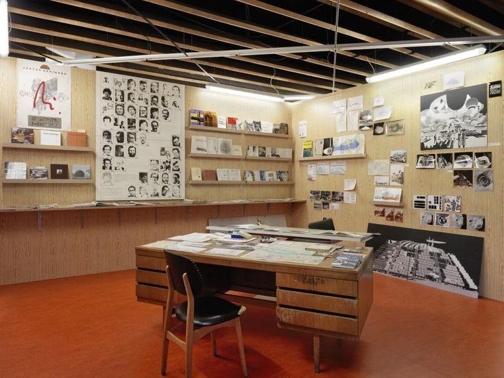 Ausstellung—Book for Architects—gta Ausstellungen — Institut gta —ETH Zürich