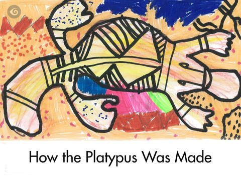 How The Platypus Was Made by Victorian Aboriginal Corporation for Languages