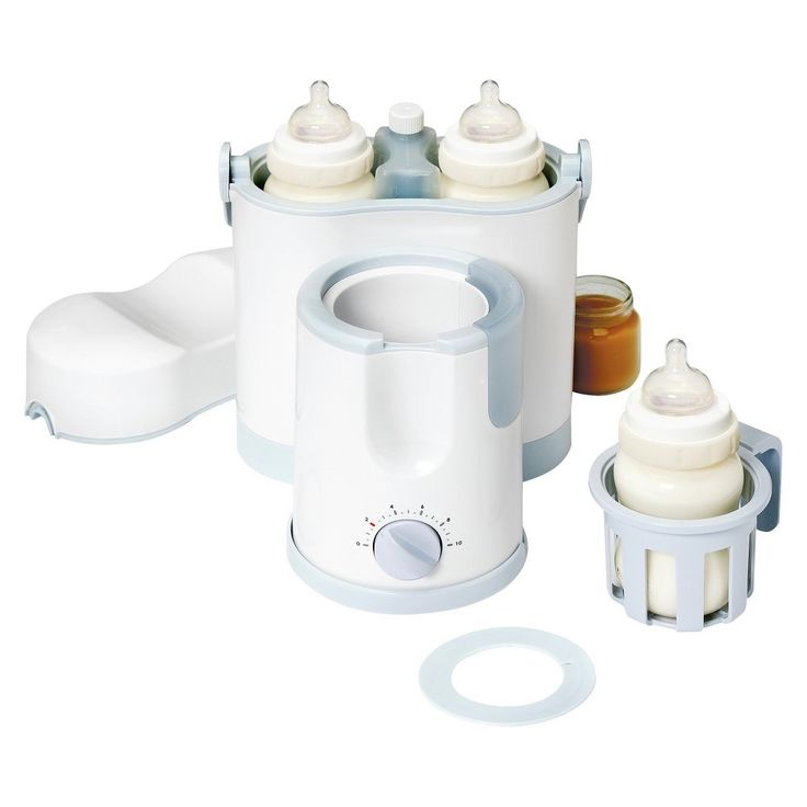 Munchkin Night & Day Bottle Warmer and Cooler