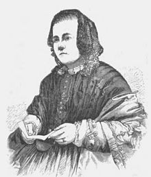 Caroline Chisholm - Humanitarian and female immigrant welfare pioneer in Australia during the 1840's.