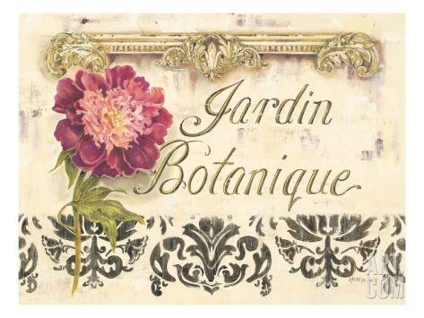 Jardin Botanique Giclee Print by Kathryn White at eu.art.com