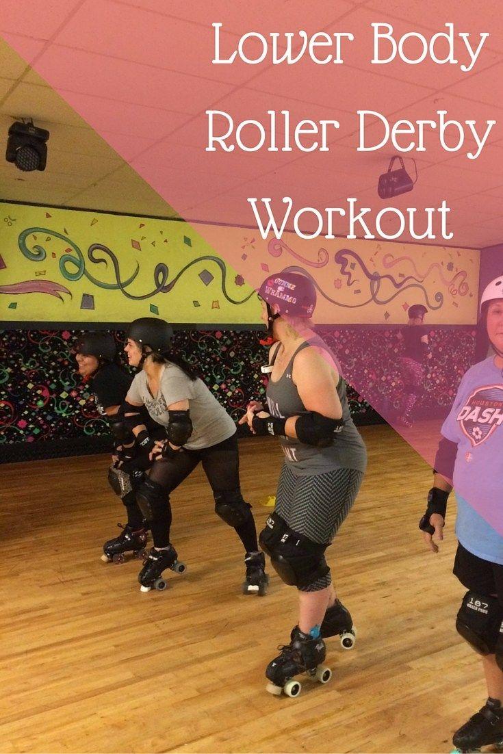 Roller skates las vegas - Lower Body Roller Derby Workout