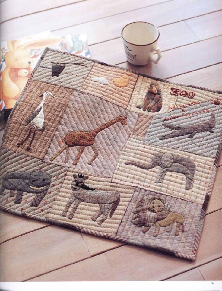 34 best reiko kato images on pinterest japanese quilts - Reiko kato patchwork ...