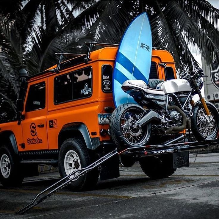 "elegant-apparatus: ""I think, nothing is missing… . Via @stkdsurfmoto """