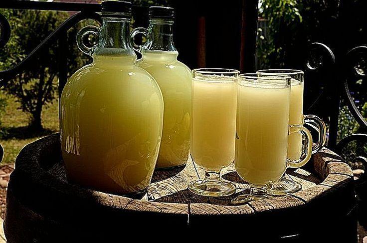 Коллекция дореволюционных рецептов лимонного кваса