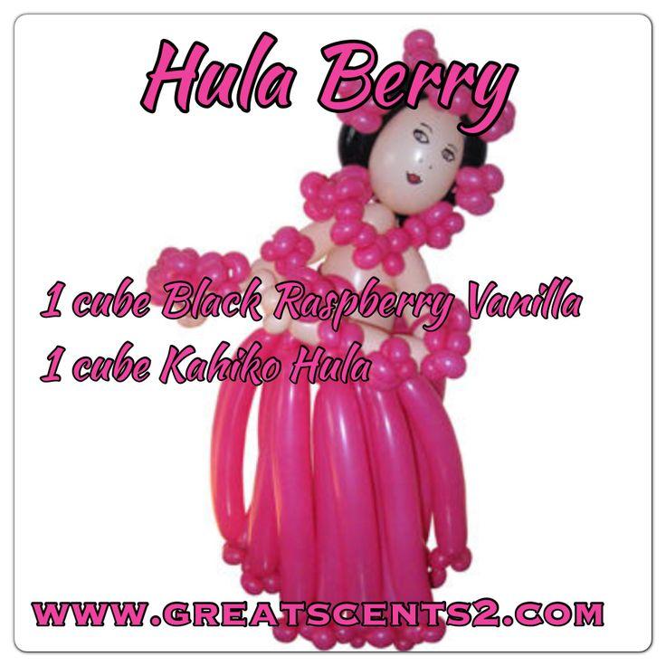 Hula Berry Scentsy Recipe
