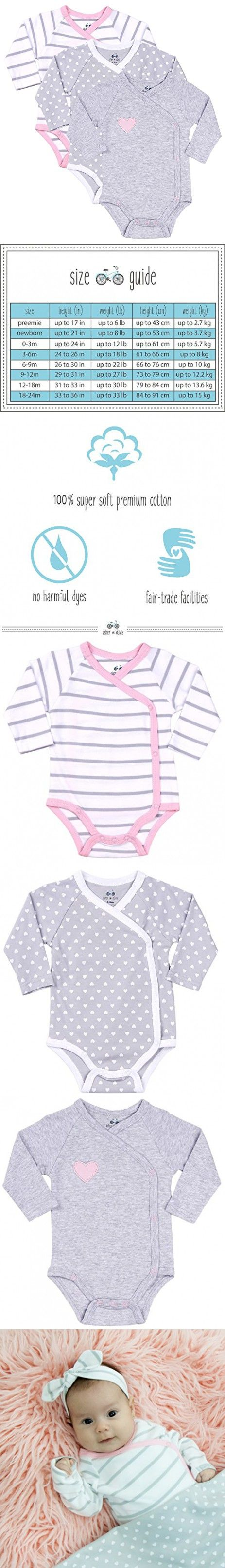 93 Best Baby Outfit Images On Pinterest Babies Clothes Boy Mom N Bab Short Tee Blue Whale Tail Size 24m Girl 3 Pack Long Sleeve Kimono Bodysuit Set 6 Month Infant Bundle Includes Gray Grey Heart Onesie And White Stripes Little