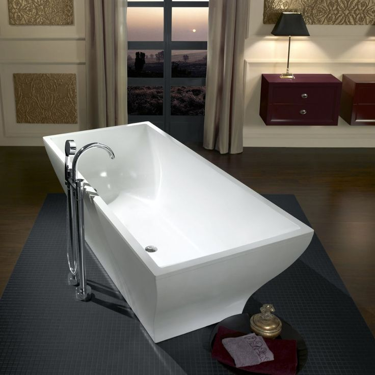 V & B bath. From www.ukbathrooms.com