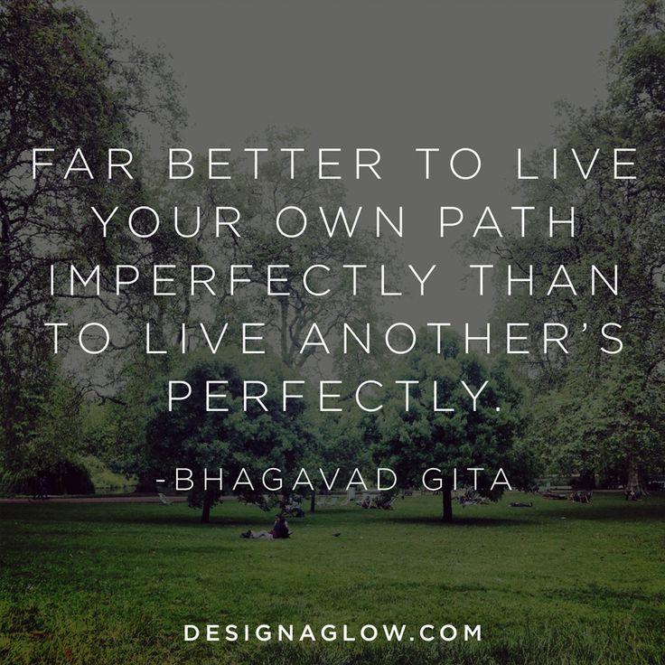 inspired words from bhagavad gita