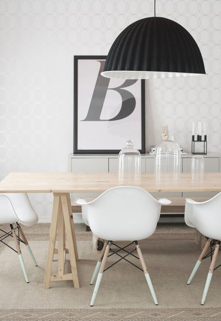 1000 Images About Eames Chair On Pinterest Table And
