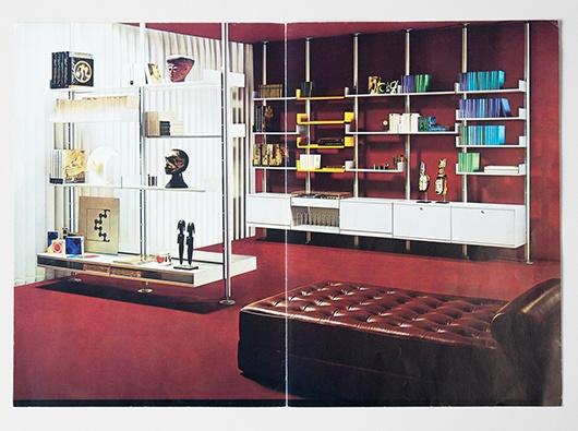 Vitsoe Catalog, 1974