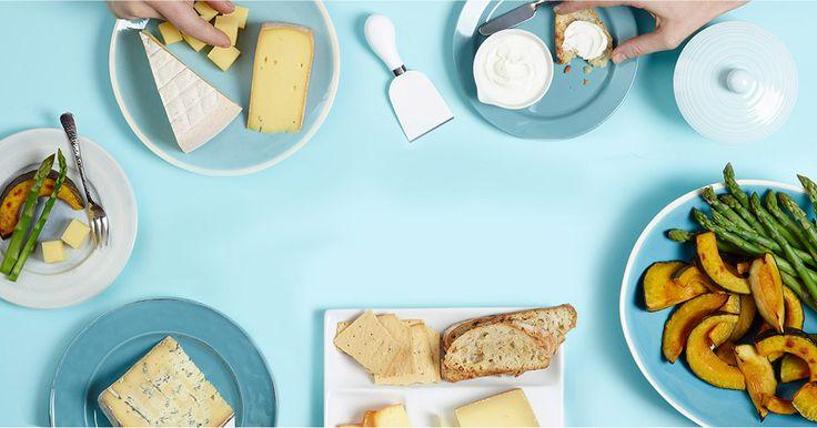Les Producteurs de lait du Québec présentent les fromages de la province, ainsi que des recettes et conseils pour mieux les déguster.