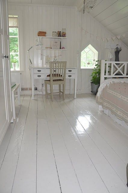 Las 25 mejores ideas sobre pisos de madera pintados en for Pisos pintados modernos