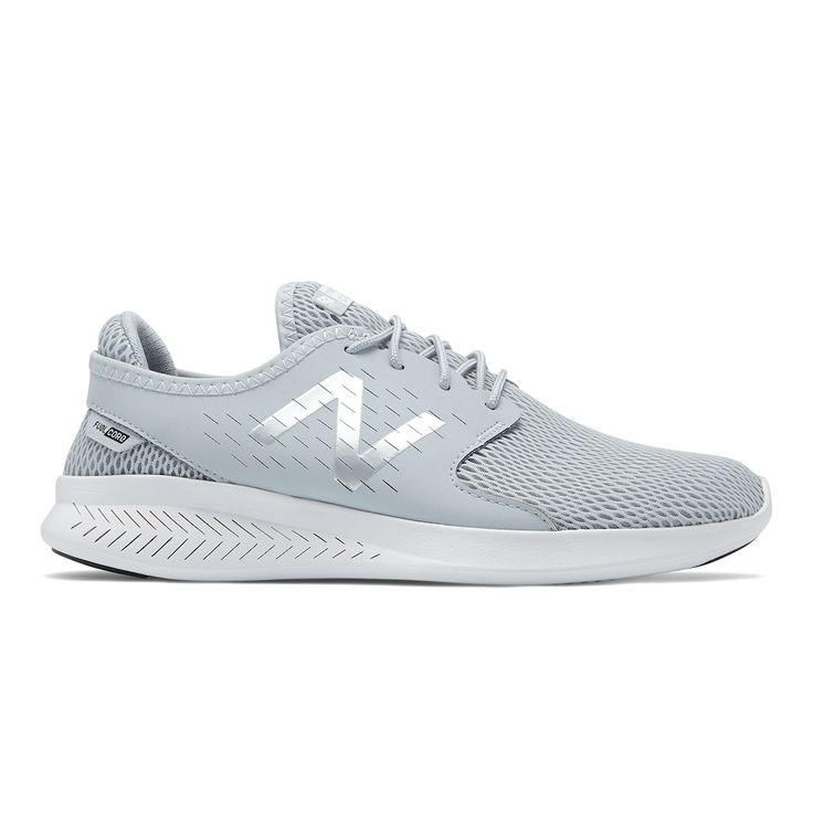 New Balance FuelCore Coast v3 Women's Running Shoes, Size: 10.5, Light Grey