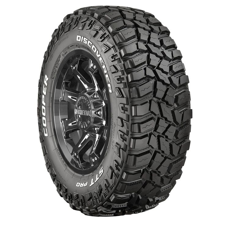 Cooper Discoverer STT Pro Off Road Tire - 31X10.50R15 LRC/6 ply