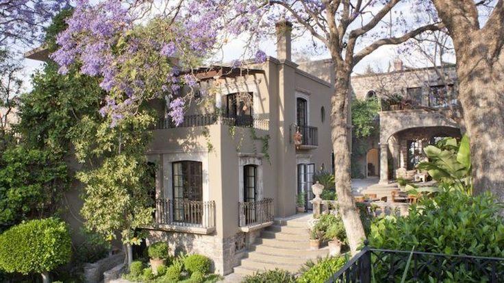 Casa Acanto | San Miguel de Allende, Mexico | 3RD HOME Luxury Home Exchange Club