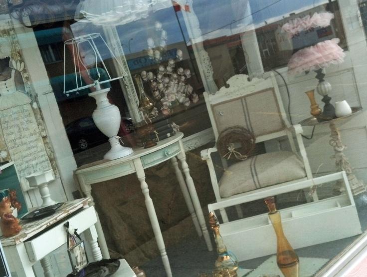 May 2013 - new window display