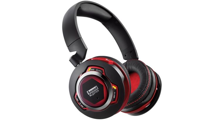 Creative Sound Blaster EVO ZxR review | Creative's awesome new headset is NFC compatible, pairs over Bluetooth, works with PS4 and has built-in PC and Mac sound card. Reviews | TechRadar