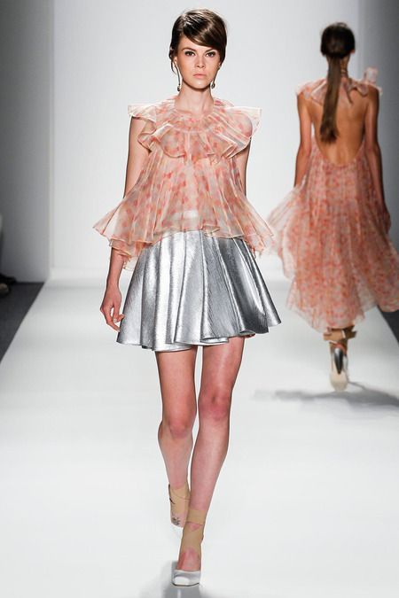 A Lacey Perspective: NYFW Spring 2014 Trends