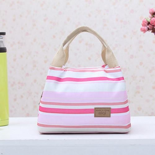 New Arrival Polyesterc Practical Small Cooler Bag Lunch Bags Picnic Waterproof Pouch Organizer Bag