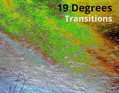 """Check out new work on my @Behance portfolio: """"Album Cover Artwork for 19Degrees/Transitions"""" http://be.net/gallery/52381485/Album-Cover-Artwork-for-19DegreesTransitions"""
