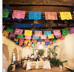 50 best Papel picado images on Pinterest Confetti Parties and