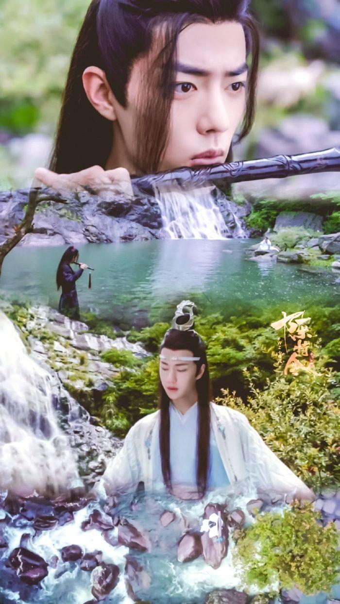 Wei Ying & Lan Zhan Untamed, Meme faces, Drama