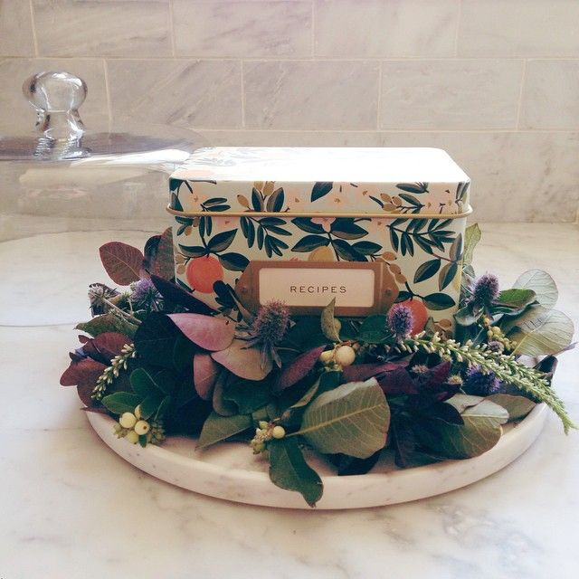 Make a date night idea box to put date night cards in and a beauty tip or idea for dressing up for the night