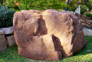 Universal Realistic Rock Swimming Pool Pump Cover