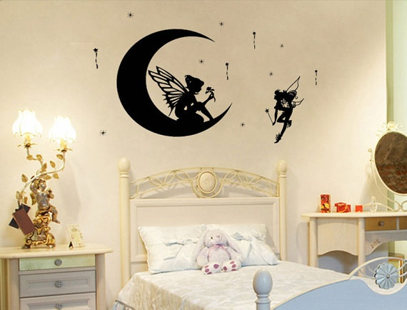 Fairy Wall Art 39 best my enchanted office images on pinterest | fairy silhouette