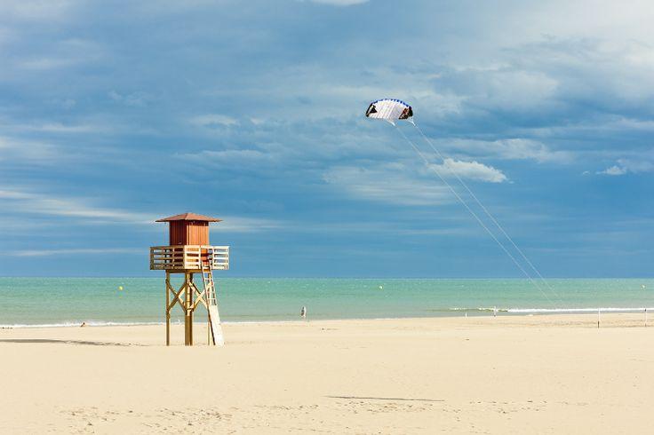 La Plage à Narbonne-Plage, Aude : Les plus belles plages de Méditerranée - Linternaute