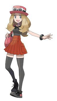 Okay, the female Pokemon trainer's outfit from Pokemon X/Y is actually super cute. Casual costume idea?