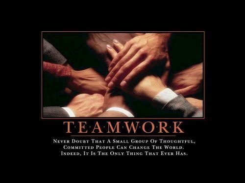 teamwork motivational quotes Important Team Motivational Quotes ...