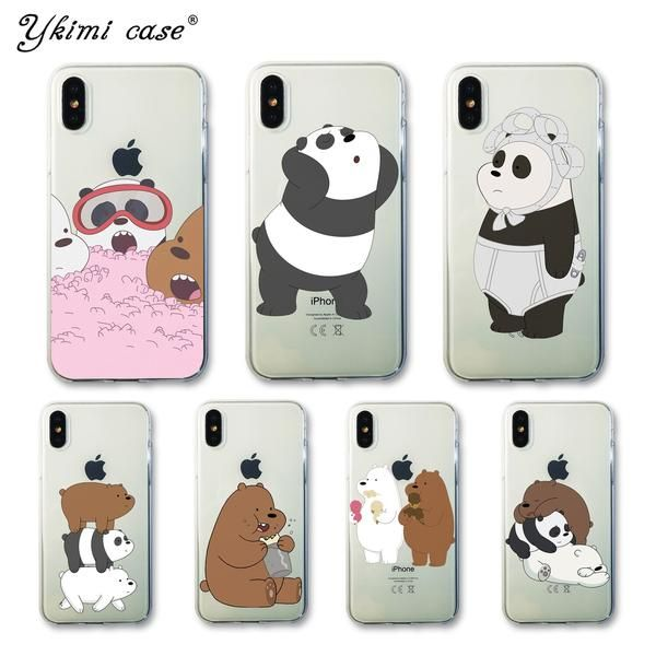 we bare bears panda coque iphone 6 | We bare bears, Bare bears, Iphone