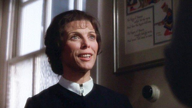 Billie Whitelaw as Mrs. Baylock