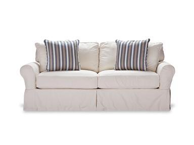 Shop For HM Richards Denim Sofa, 465769, And Other Living Room Sofas At  Kittleu0027s