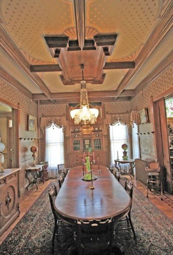 2210 besten Victorian Interior Bilder auf Pinterest | Viktorianische ...