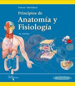 Tortora G. Principios de anatomía y fisiología. Madrid: Médica Panamericana; 2013