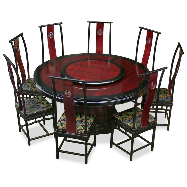 17 Best Images About Rosewood Dining Sets On Pinterest