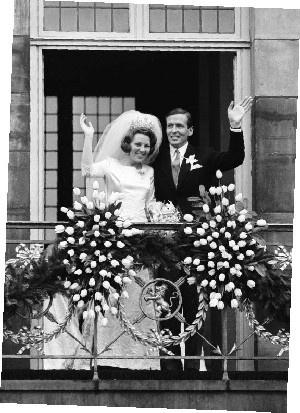 1966 - Huwelijk Beatrix en Claus