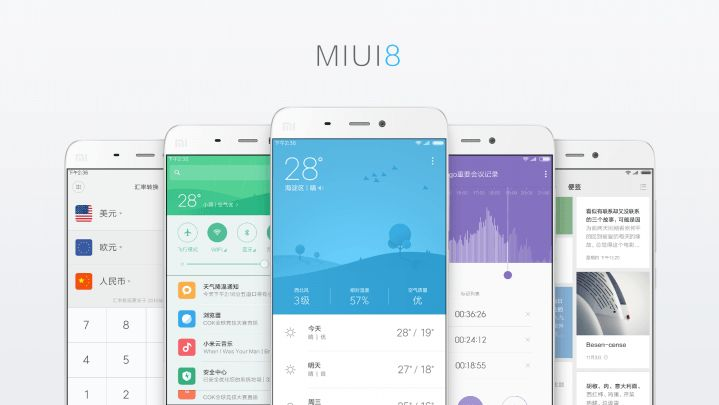 MIUI 8 update schedule, features and supported models