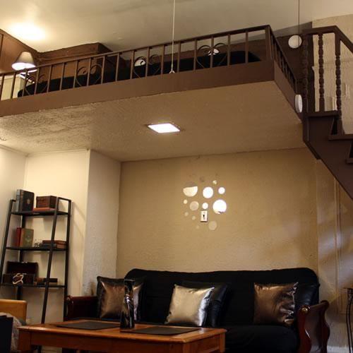 1 Bedroom Loft Apartment: 1677 Best Images About Built-ins, Lofts, Alcoves, & Bunks