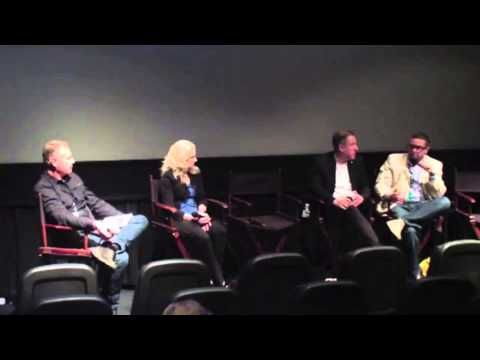 Q with CEOs about New Media (iPhone, Tablets...) and Evolution in Entertainment PT2