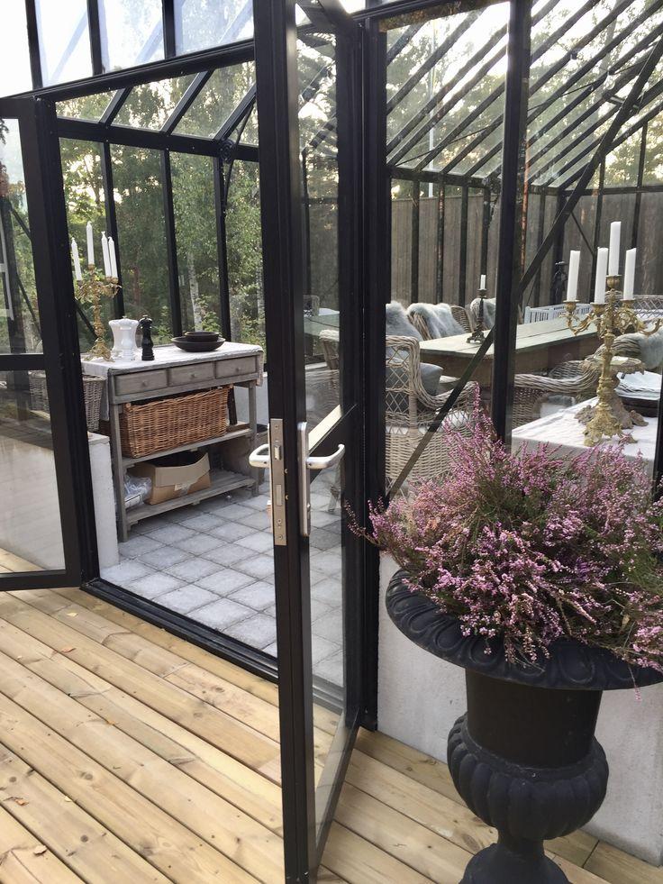 Växthus Stockholms skärgård