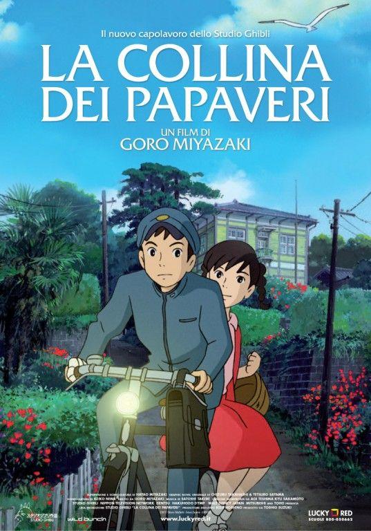 La Collina dei Papaveri | Studio Ghibli