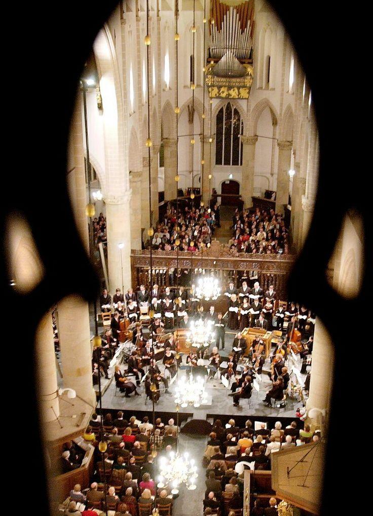 Mattheüs Passion, Grote Kerk, #Naarden. #gooisemeren