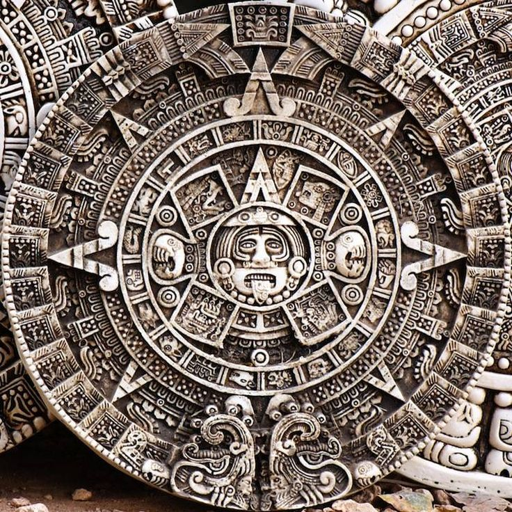 """Mayan Calendar.  Based on a system that dates back to the 5th century BC, the artifact was used as a """"Long Count"""" calendar that accurately measured thousands of years. The real reason why the calendar ends on that date eludes many, though more sensible theories posit the end date as a result of the Mayans no longer using the system and thus not creating a new one."""
