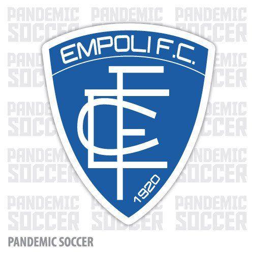 Empoli FC Calcio Italy Color Vinyl Sticker Decal