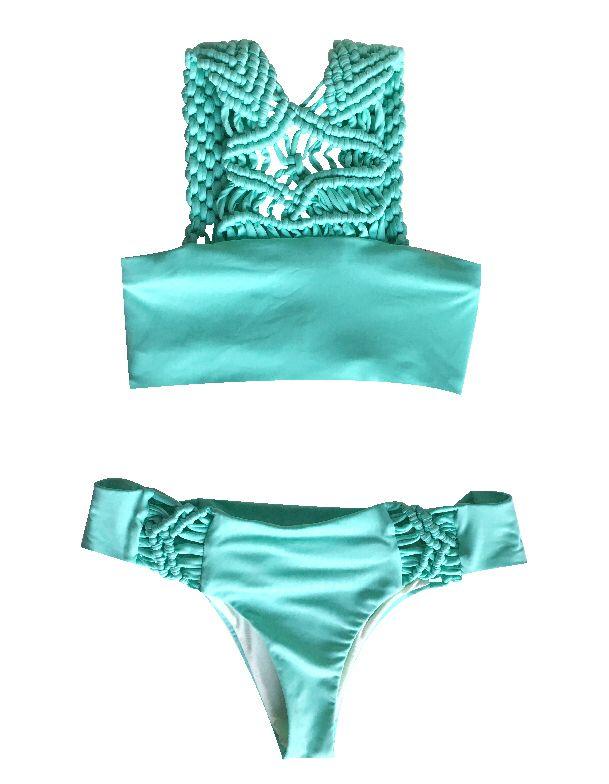 #Entreaguas #Swimwear #Bikini