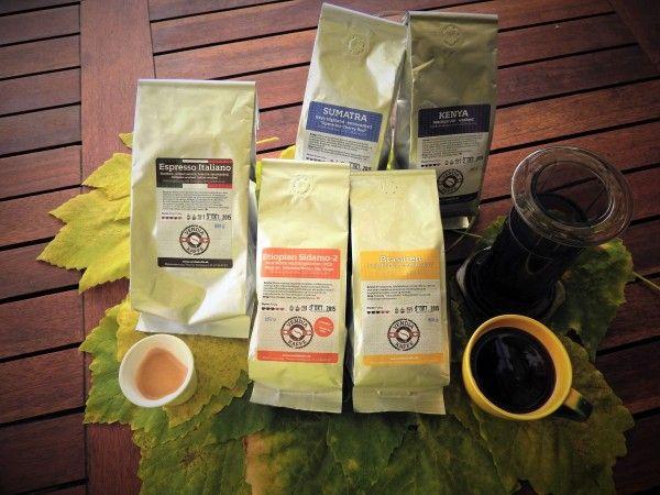 Coffee from Vendia Kaffe i Denmark.  Read more... http://interoasting.dk/kaffe-fra-vendsyssel